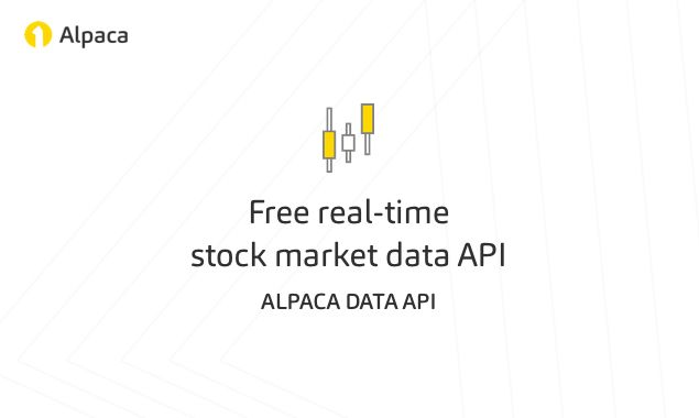 Api For Free Real Time Stock Market Data