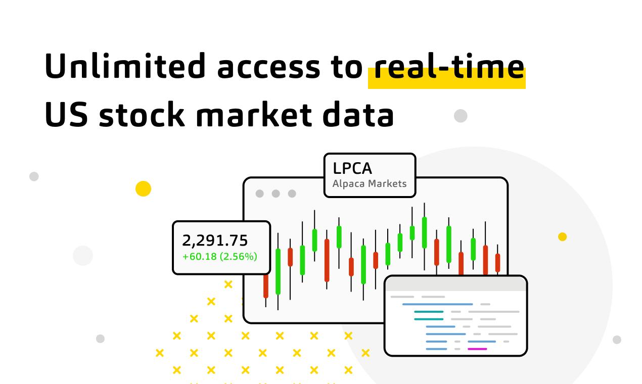 Alpaca Launches Data API