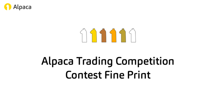 Trading Contest Fine Print - Rules