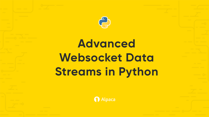 Advanced Websocket Data Streams in Python